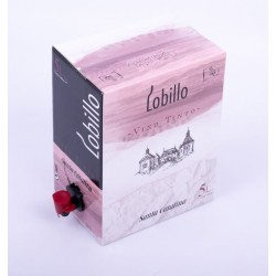 Lobillo Vino Tinto (Bag in Box 5 Litros)