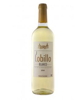 Caja de 6 botellas de vino blanco Lobillo Airén