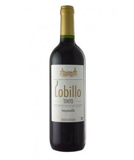 Caja de 6 botellas de vino tinto Lobillo...