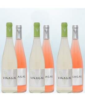 Viñagal Mix (6 botellas)