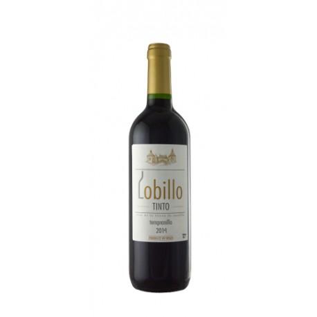 Lobillo Vino Tinto 0,75Cl.