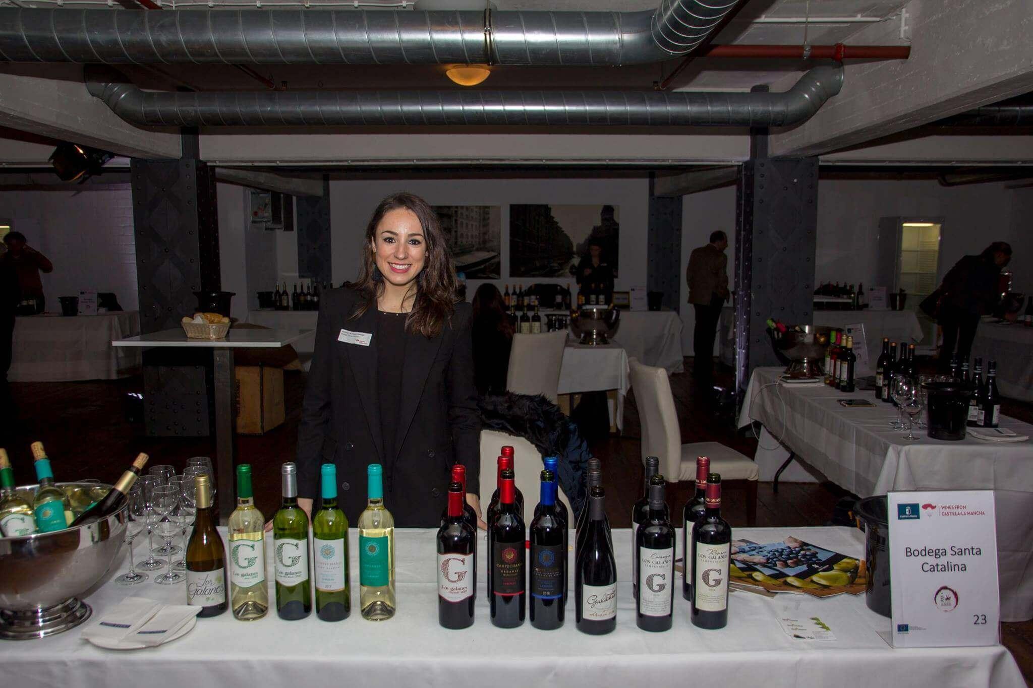 Nuestros vinos viajan a Holanda y Alemania