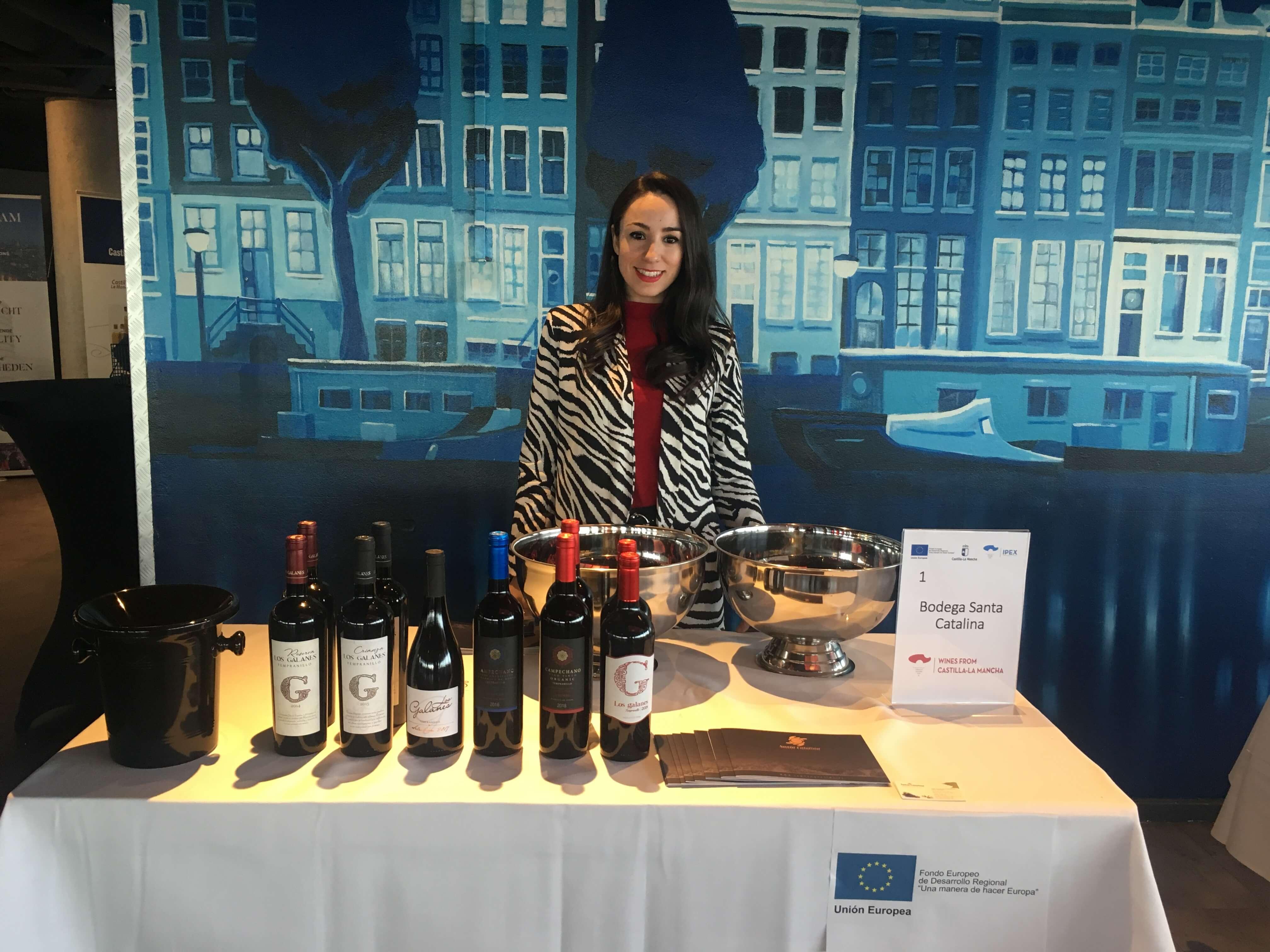 Mercados Objetivo para los vinos de Santa Catalina: Polonia y Holanda
